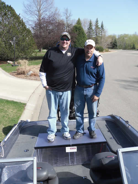 2009 Ranger 620VS Deck Box (Loaded up Deck Box of Pro Staff Member Jerry Sondag)