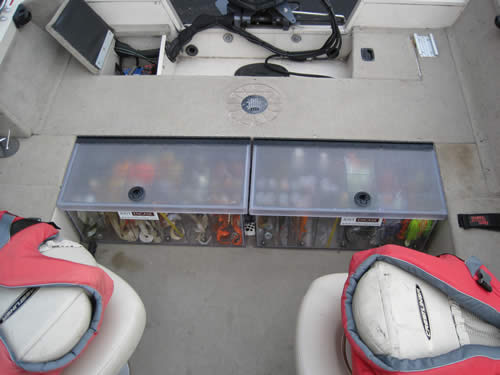 Joe Milcark's Custom Front and Tandem Deck Boxes