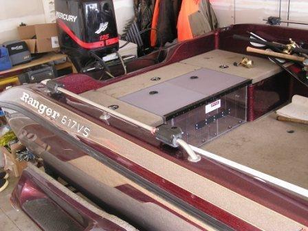 Ryan W.'s Ranger 617VS Back Deck Box