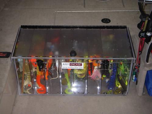 Spencer Berman's Tuffy 2060 Tandem Custom Cases