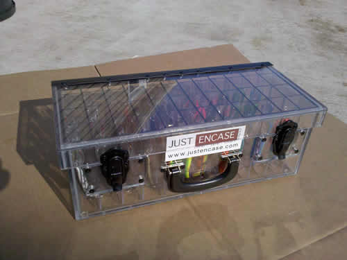 Just Encase Crankbait Box