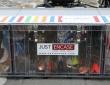 Lund 2025 Pro V Back Deck Box - loaded up