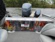 Lund Pro V 2025 Back Deck Box - loaded up 4