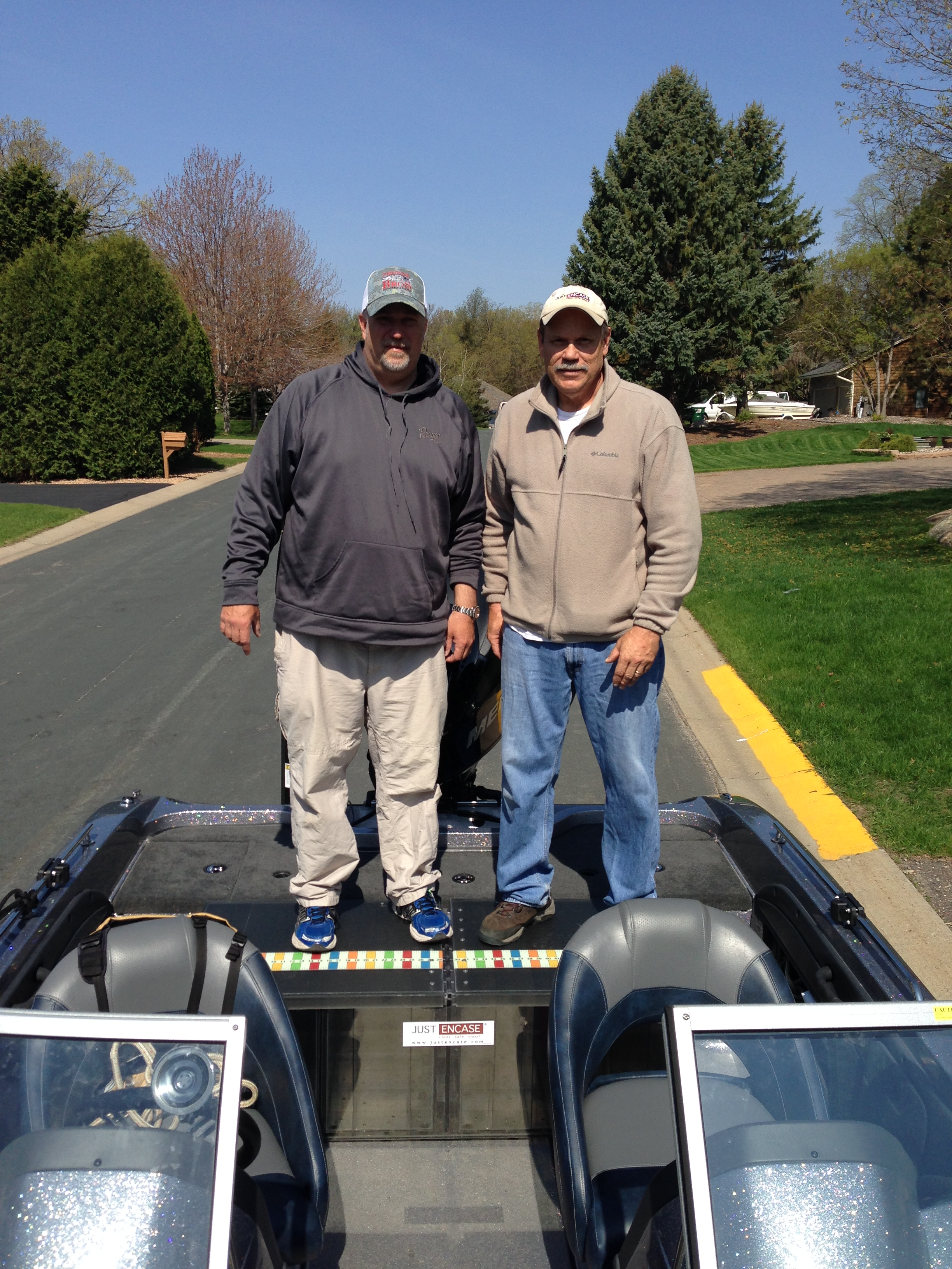 Ranger 1860 Angler - Tim W and Bob S 4