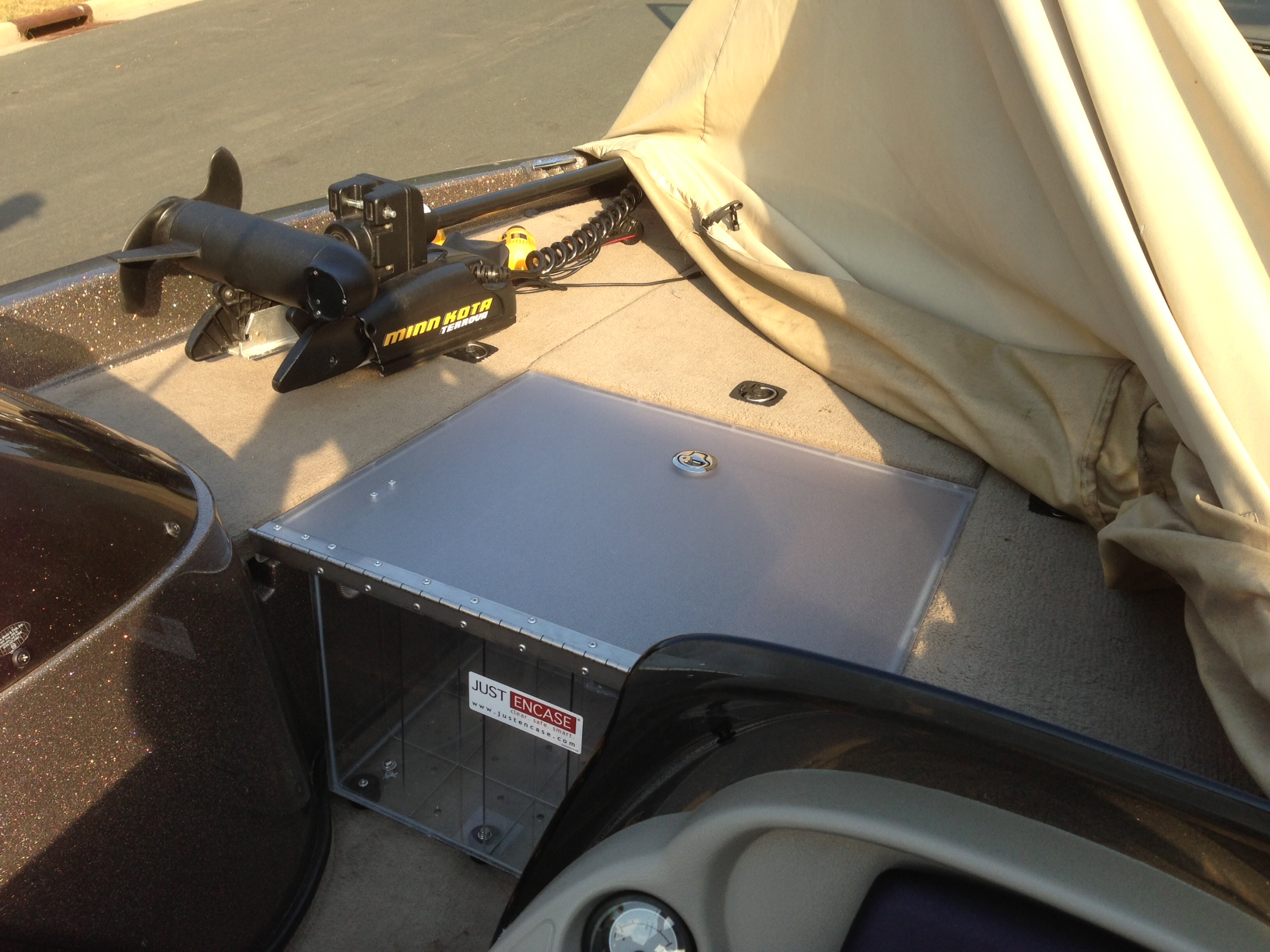 Ranger R83 2001 Front Deck Box 3 8-23-13