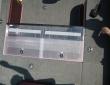 Bob Turgeon Deck Box Top View - prior to full nonslip